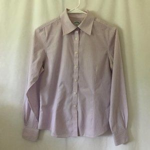 Brooks Brothers Fitted Button-Down Shirt